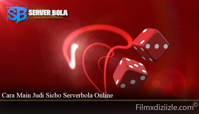 Cara Main Judi Sicbo Serverbola Online