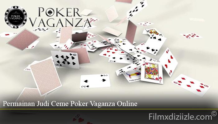 Permainan Judi Ceme Poker Vaganza Online